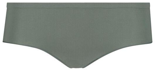 hipster panties seamless micro green green - 1000018642 - hema