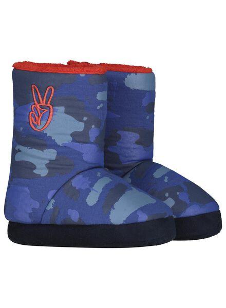 children's slippers blue blue - 1000014409 - hema