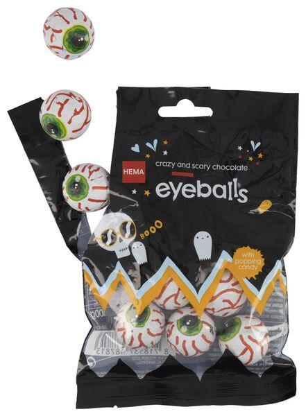 globes oculaires en chocolat - 100 grammes - 10060029 - HEMA