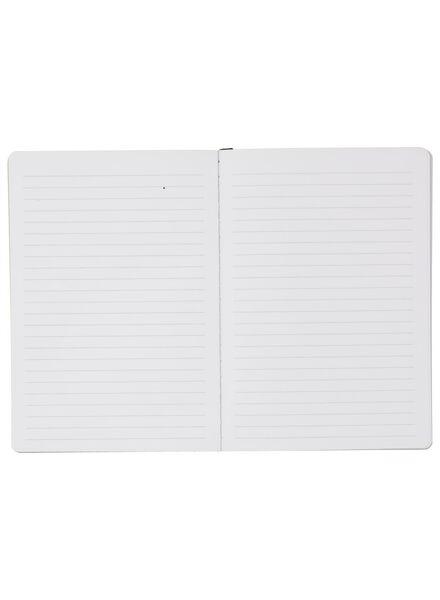 notitieboek A5 gelinieerd - 14135709 - HEMA