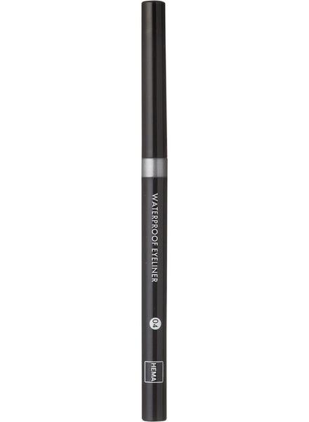 eyeliner waterproof - 11211004 - HEMA