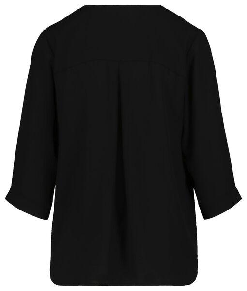 women's top black black - 1000019329 - hema