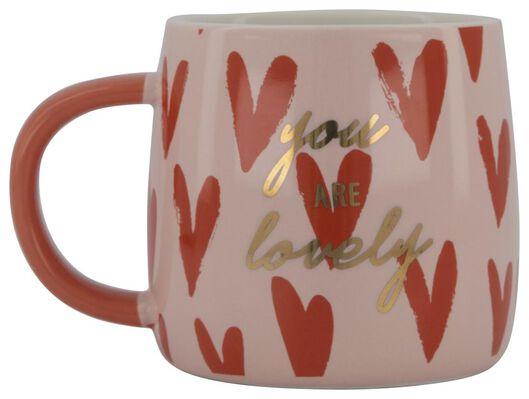mug Ø 9 cm cœur - 61122308 - HEMA