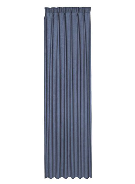 ready-to-use curtain - blackout - 7632127 - hema