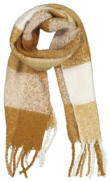 HEMA Damen-Schal, 180 X 33 Cm, Boucléqualität