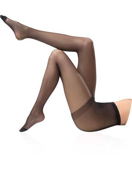 4 collants mats 20 deniers naturel naturel - 1000000743 - HEMA