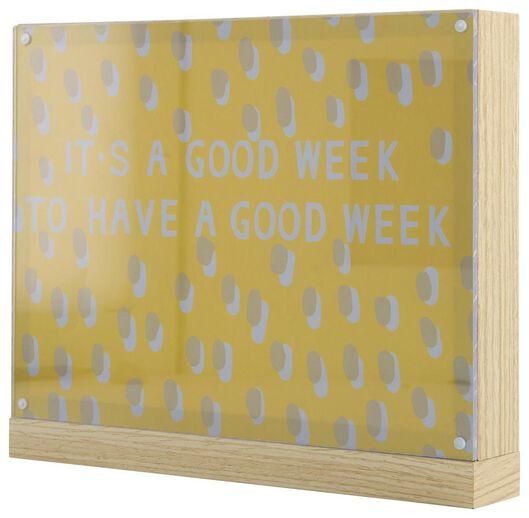 photo frame - wood - magnetic - 15 x 20 - 13692104 - hema