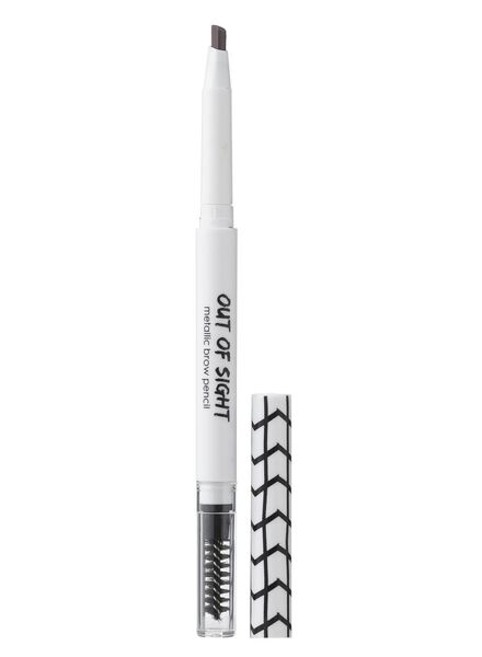 crayon à sourcils violet métallisé - 11210009 - HEMA