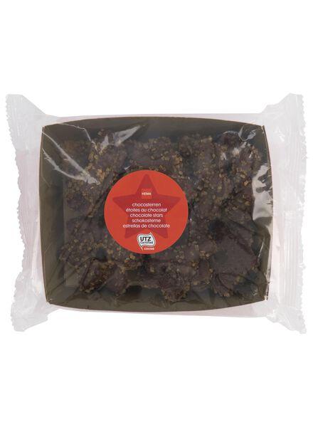 chocolate stars - 150 grams - 10904068 - hema