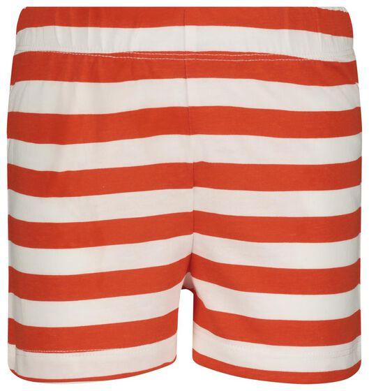 children's short pyjamas red red - 1000018477 - hema