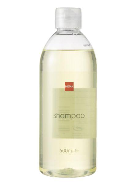 shampooing - 11058000 - HEMA