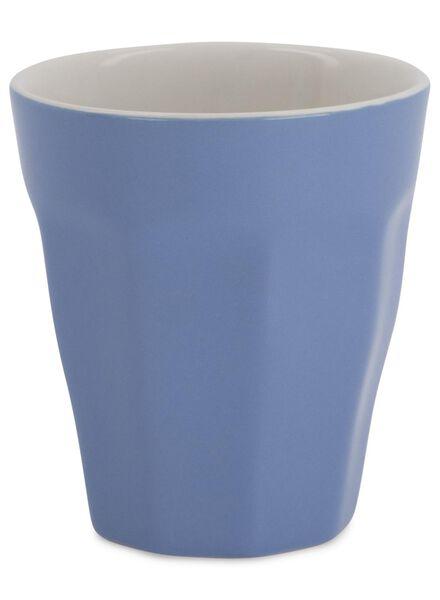 2 mugs 25 cl Mirabeau blue - 9602109 - hema