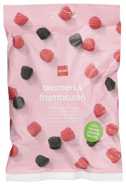 bonbons mûres et framboises - 10220120 - HEMA
