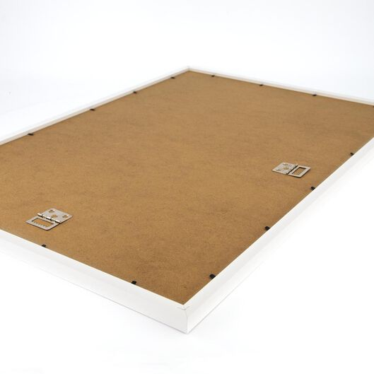 cadre photo 40x60 bois - blanc - 13621042 - HEMA