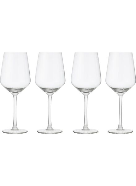 4-pack red wine glasses - 9401012 - hema