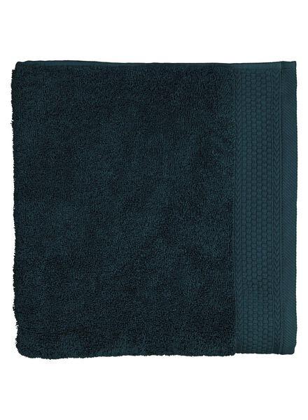 towel - 60 x 110 - hotel extra heavy - deep green dark green towel 60 x 110 - 5200139 - hema