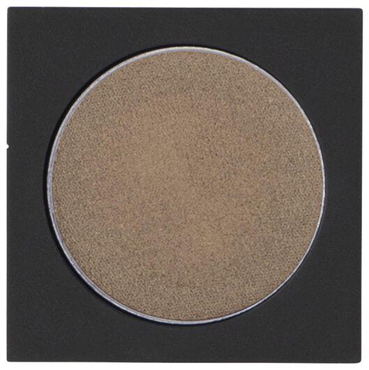 ombre à paupières mono metallic 26 blazing bronze bronze recharge - 11210326 - HEMA