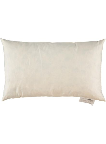 feather cushion inner filling 50 x 30 cm - 7353003 - hema