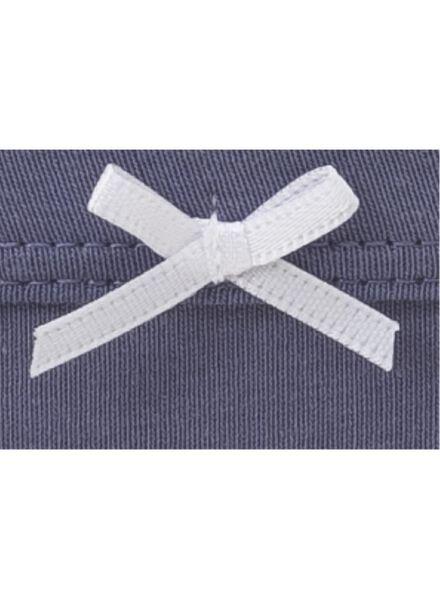 dameshipster blauw blauw - 1000011564 - HEMA