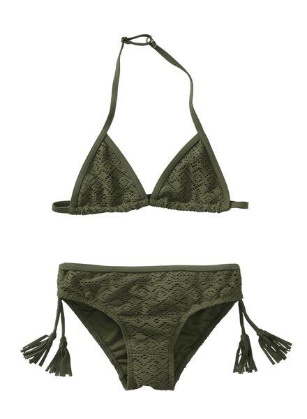 children's bikini green green - 1000006814 - hema