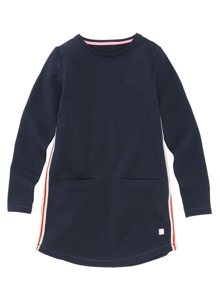 children's dress blue blue - 1000005732 - hema