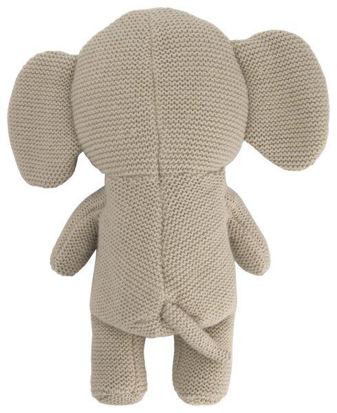 doudou bébé éléphant - 33500001 - HEMA