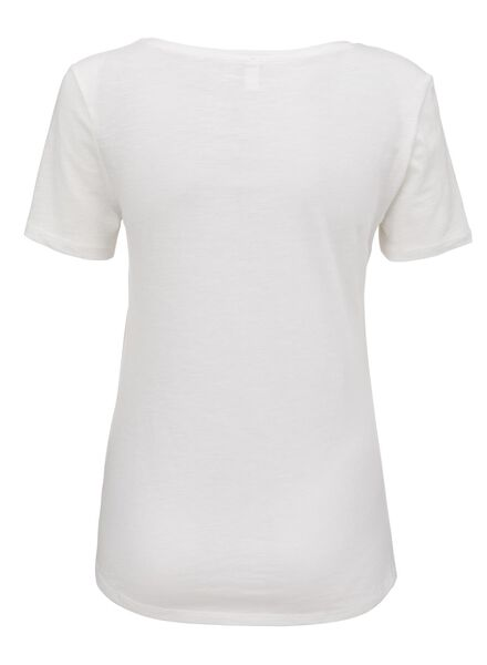 women's T-shirt off-white off-white - 1000011990 - hema
