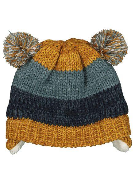 HEMA Baby Mütze Hellblau