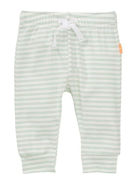 HEMA Newborn Hose Mintgrün