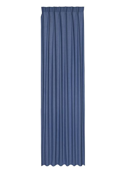 ready-to-use curtain with pleat band - 7632126 - hema