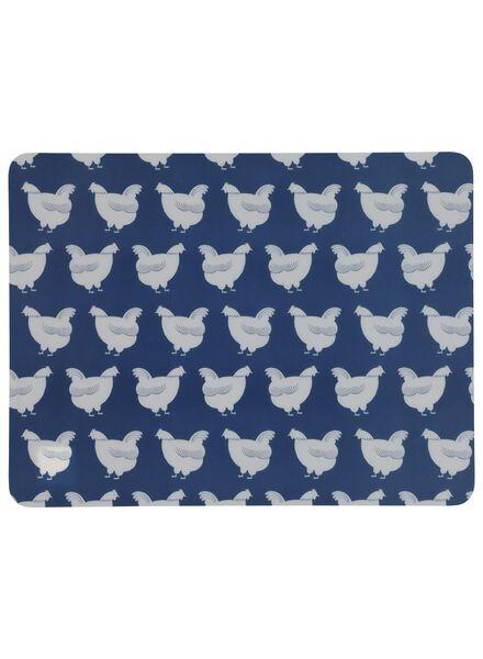 set de table 32x42 poules - 5300065 - HEMA
