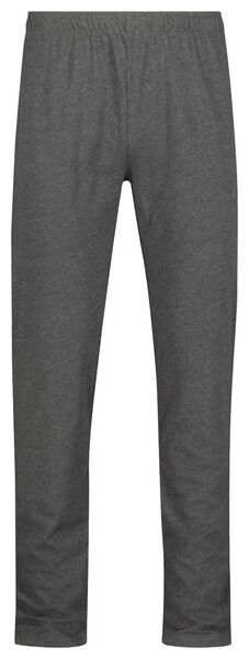 men's pyjamas dark grey dark grey - 1000019186 - hema
