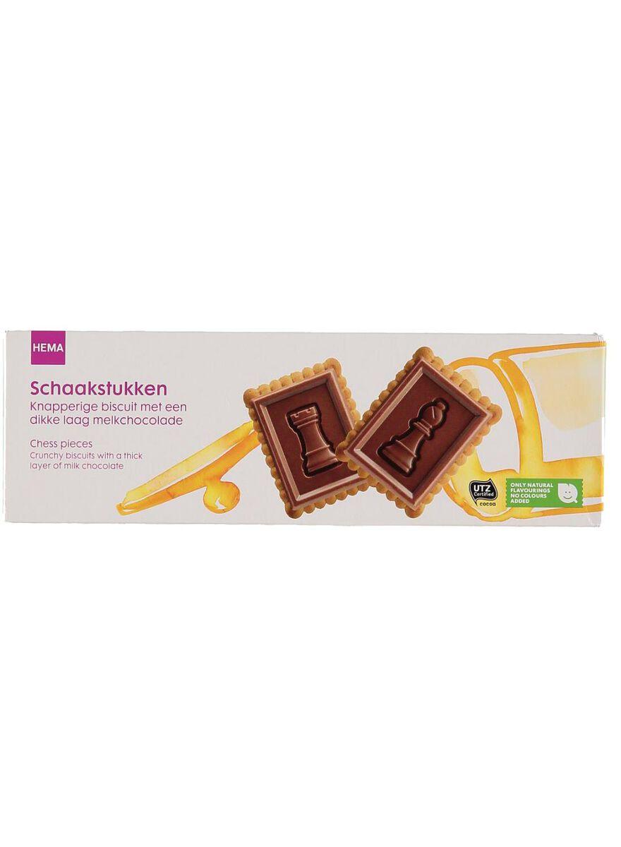 Chocolade Schaakstukken
