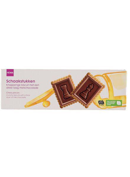 chocolate chess pieces - 10840059 - hema