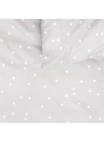 children's duvet cover - 140 x 200 - soft cotton - stars - 5710172 - hema