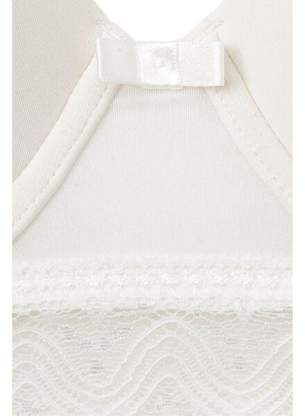 padded bra B-D white white - 1000007285 - hema