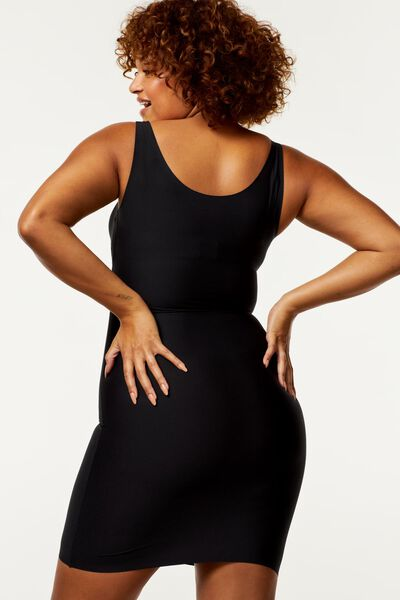 robe seconde peau noir noir - 1000014436 - HEMA
