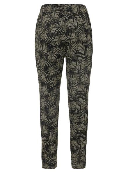 women's trousers black black - 1000007639 - hema