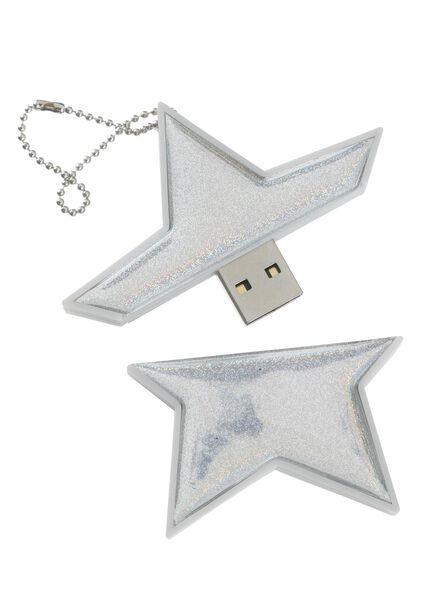 clé USB 8 Go étoile - 39520030 - HEMA