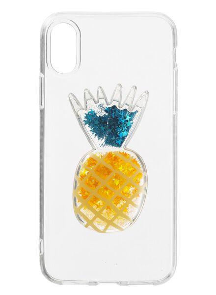 coque souple iPhone X - 39670014 - HEMA