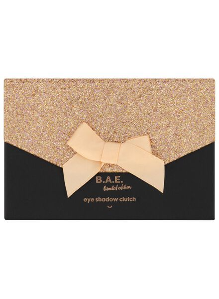 B.A.E. eye shadow palette clutch 02 shine like the new year - 17750004 - HEMA