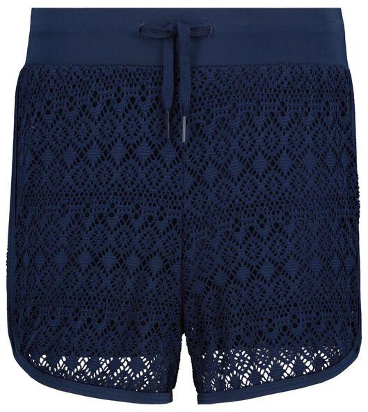 children's swim shorts dark blue dark blue - 1000019318 - hema