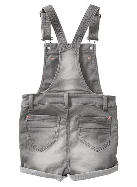 children's dungarees grey grey - 1000005763 - hema