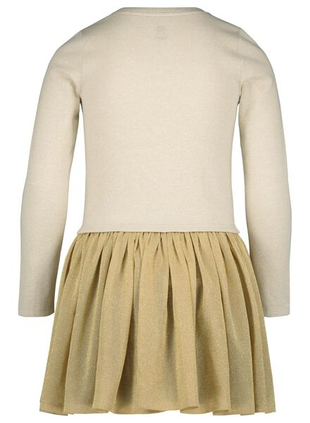 Kinder-Kleid ecru ecru - 1000016894 - HEMA