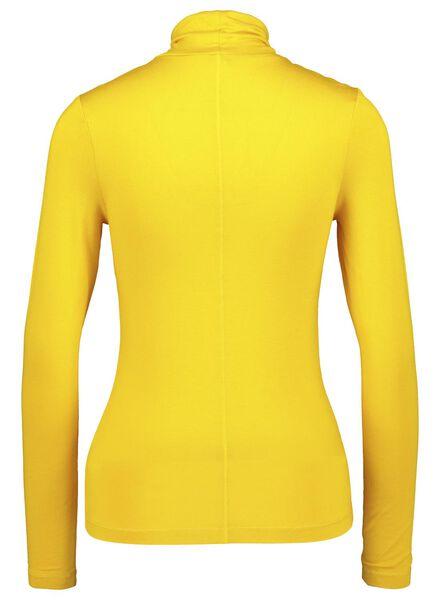 Damen-Shirt gelb gelb - 1000017079 - HEMA