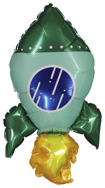 ballon alu 80 cm - fusée - 14210148 - HEMA