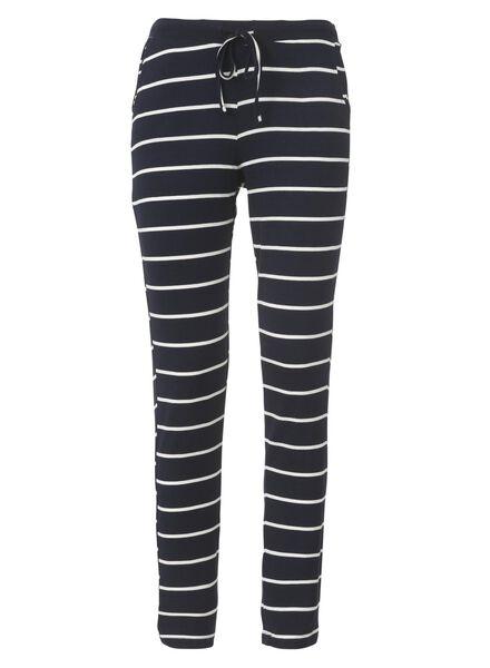 women's pyjama bottoms dark blue dark blue - 1000006652 - hema
