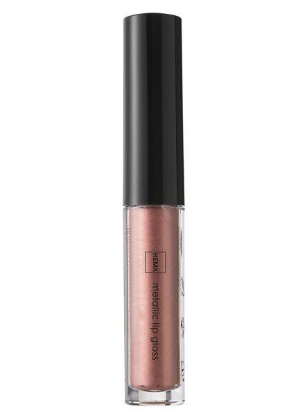 metallic lip gloss crushing copper - 11231103 - hema