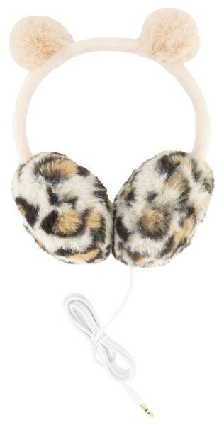 casque ajustable - léopard - 60350013 - HEMA