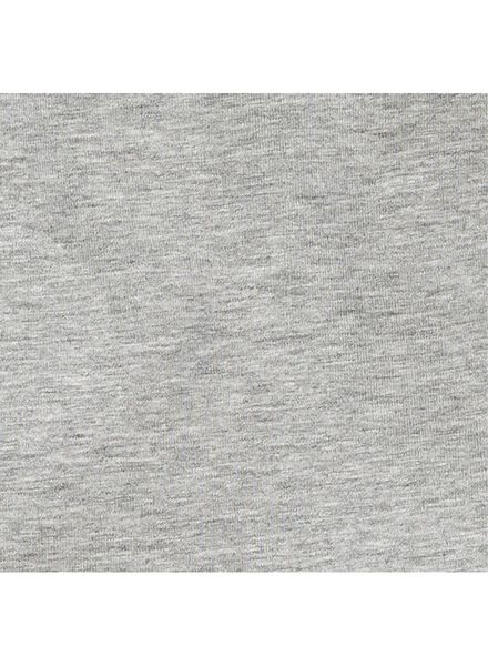 children´s T-shirt - organic cotton light grey light grey - 1000006238 - hema